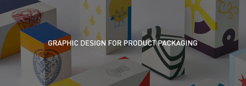 GRAPHIC DESIGN FOR PRODUCT PACKAGING