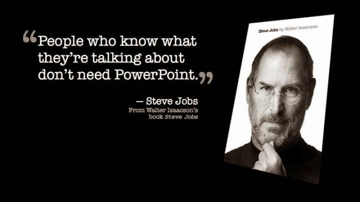 how to write a blog post steve jobs powerpoint